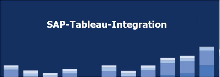 Integration von SAP und Tableau